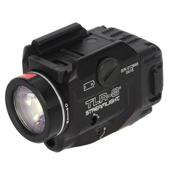 STREAMLIGHT TLR-8 Weapon Light with Red Laser (69410)