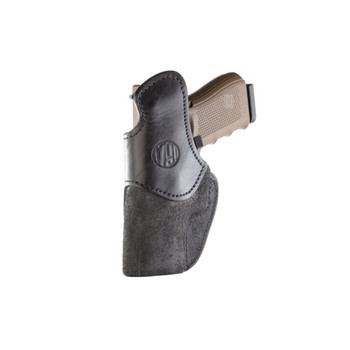 1791 GUNLEATHER Rigid Concealment Size 4 Black RH IWB Holster (RCH-4-BLK-R)