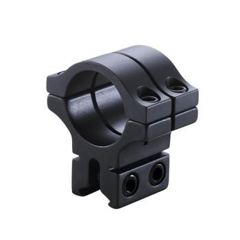 BKL Long Double Strap 30mm Medium Dovetail Single Scope Ring (BKL-S-301)