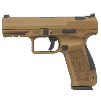 CANIK TP9SF 9mm 2x 18Rd Mag Desert Pistol HG4070D-N