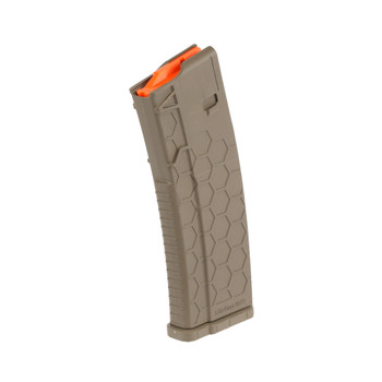 HEXMAG 5.56mm 30rd Flat Dark Earth Magazine (HX30-AR15S2-FDE)