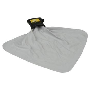 NIKON Large Micro Fiber Cleaning Cloth (16142)