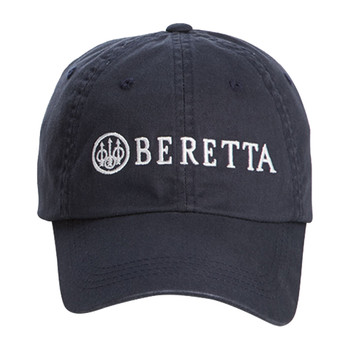 BERETTA Cotton Twill Navy Hat (BC082091440523)