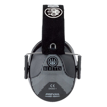 BERETTA Hearing Protection Black Earmuff (CF1000020999)