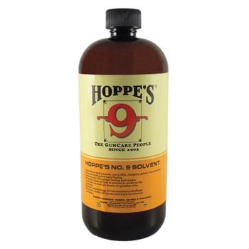 HOPPE'S No. 9 32oz Bottle Gun Bore Cleaner (932)