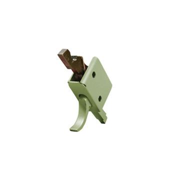 CMC Standard 3.5lb Curved OD Green Trigger (91501ODG)