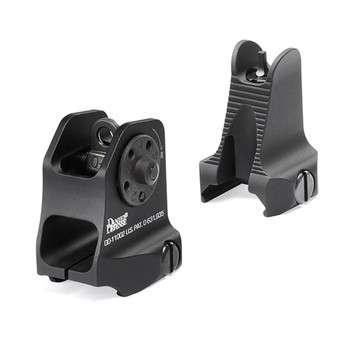 DANIEL DEFENSE Fixed Front and Rear Sight Combo (19-088-09116)