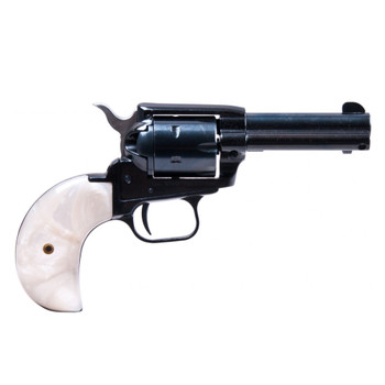 HERITAGE Rough Rider 22 LR,22 WMR 3.5in 6rd Single-Action Revolver (RR22MB3BHPRL)