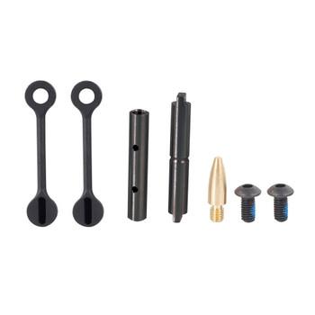 KNS PRECISION Gen 2 Mod 2 .154in Black Non-Rotating Trigger/Hammer Pins (NRTHPMOD2-154-BLK)