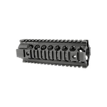 MIDWEST Generation 2 Black 4-Rail Handguard (MCTAR-20G2)