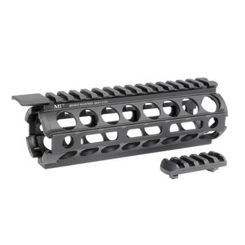 MIDWEST INDUSTRIES M-Series AR-15/M16 Two Piece Drop-In Carbine M-Lok Handguard (MI-17M)