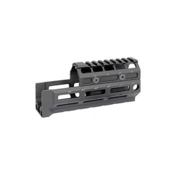 MIDWEST INDUSTRIES Gen2 AK47/74 Universal M-Lok Handguard with Rail Topcover (MI-AKG2-UM)