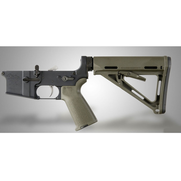 ANDERSON AM-15 ODG Complete Lower Receiver (B2-K402-B002)