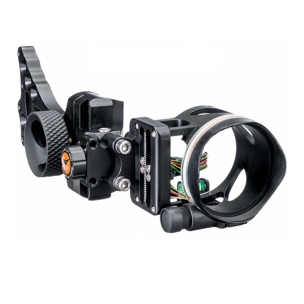 APEX GEAR Covert 4-Pin 19 BLK Bow Sight (AG2314B)