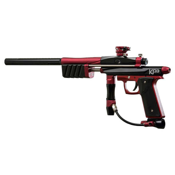 AZODIN KP3 Special Edition Black-Red Paintball Marker (KPG3010)