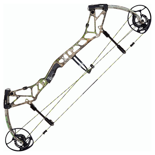 BEAR ARCHERY BR33 33in RH 45-60lb Shadow Compound Bow (A6BR20106R)