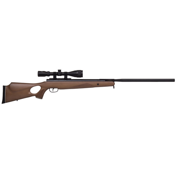 BENJAMIN SHERIDAN Trail NP XL1500 177 Pellet Brown Wood Air Rifle with 3-9x40 Scope (BT1500WNP)