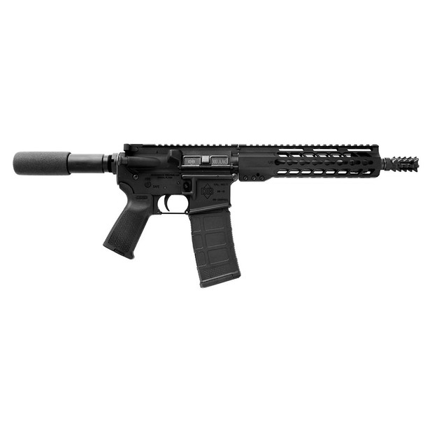 DIAMONDBACK DB15 5.56mm 10.5in 30rd Semi Auto Pistol (DB15PB10)