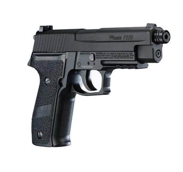 SIG SAUER P226 177mm 12 Gr CO2 Black Air Pistol (AIR-226F-177-12G-16-BLK)