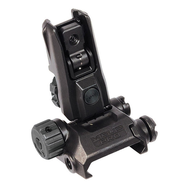 MAGPUL MBUS Pro LR Adjustable Rear Sight (MAG527)