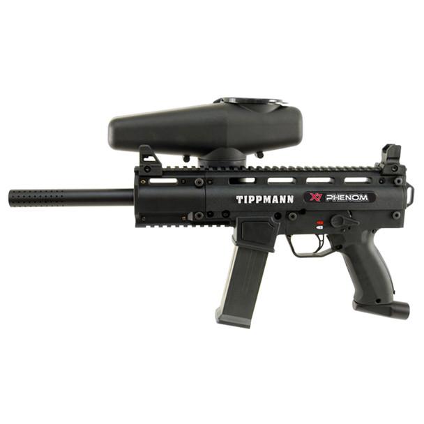 TIPPMANN X7 Phenom Black Mechanical Paintball Gun (T130002)