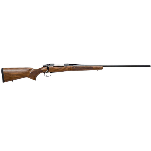 CZ 557 American Short Action 308 Win 24in 4rd Walnut Stock Rifle (04834)