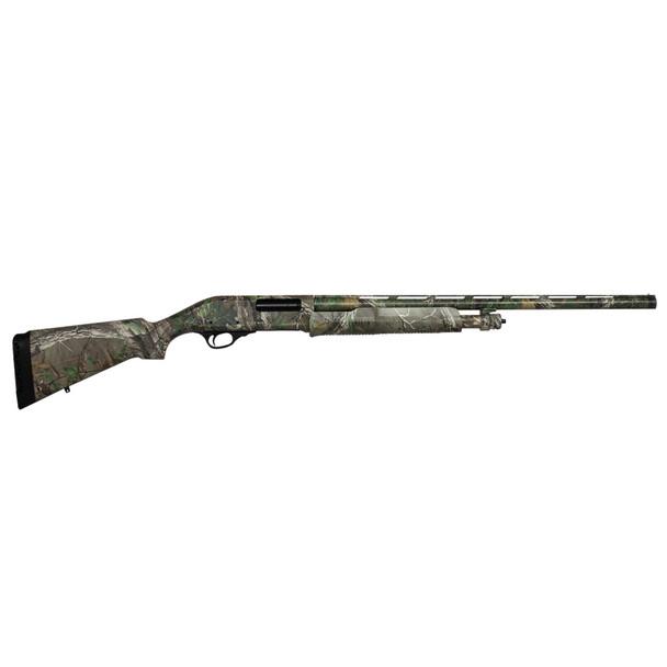 CZ 612 Magnum Turkey 12Ga 26in 3rd Realtree Xtra Green Pump Action Rifle (06533)