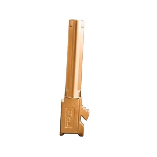 TRUE PRECISION Glock 17 Non-Threaded Copper Barrel (TP-G17B-XC)
