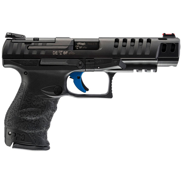 WALTHER PPQ M2 Q5 Match 9mm 10rd Double-Action Pistol (2813336)