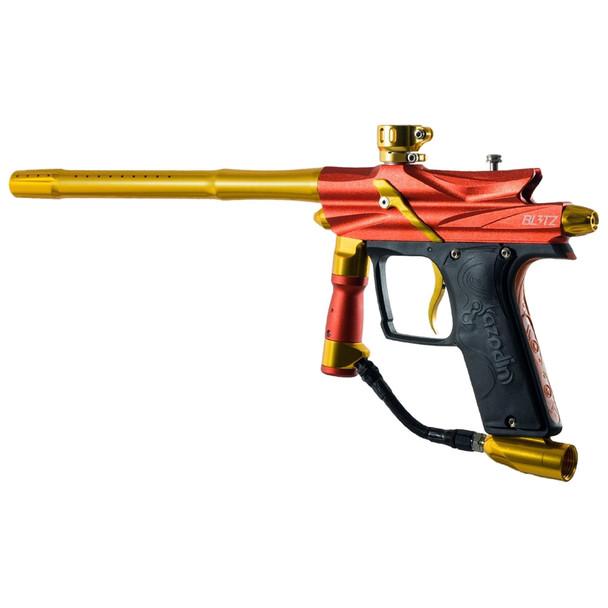 AZODIN Blitz 3 Orange-Gold Paintball Marker (BLG3005)