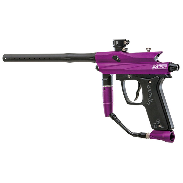 AZODIN Kaos 2 Purple-Black Paintball Marker (KAG2004)