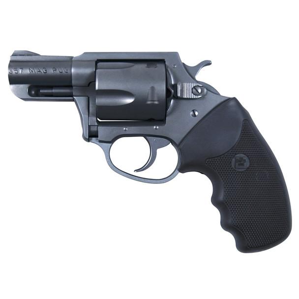 CHARTER ARMS Mag Pug 357 Magnum 2.2in 5rd Matte Black Revolver (13520)