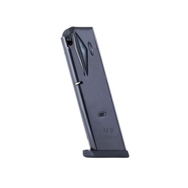 MEC-GAR Beretta 92FS 9mm 15rd Blued Magazine (MGPB9215B)