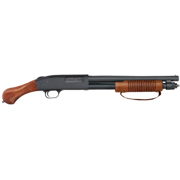MOSSBERG 590 Nightstick 12Ga 14.37in 5rd Pump-Action Shotgun (50651)