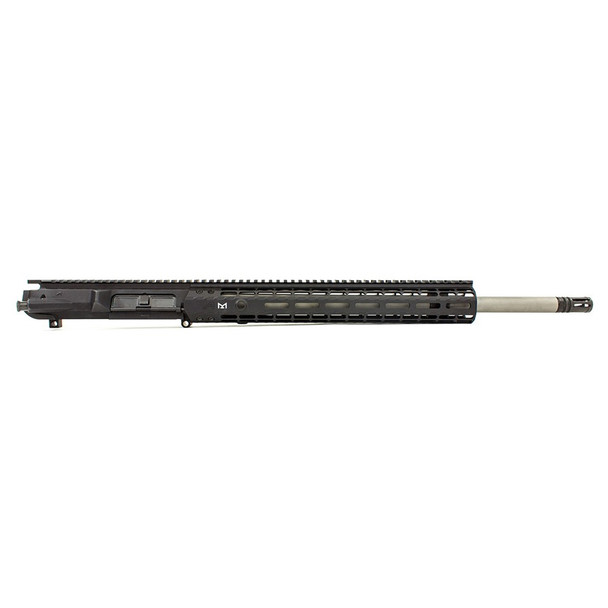 AERO PRECISION M5E1 20in 6.5 CM SS Rifle Barrel EM-15 HG Anodized Black Complete Upper (APAR308554M45)