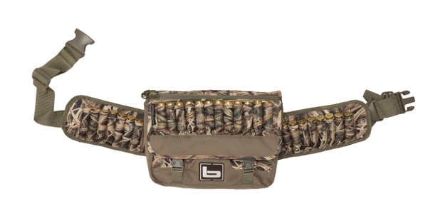 BANDED Shell Mossy Oak Bottomland Shoulder Bag (8029)