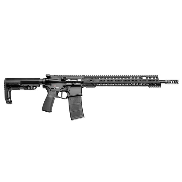 PATRIOT ORDNANCE FACTORY Renegade Plus 300 Blackout 16.5in 30rd Black Anodized Rifle (01442)