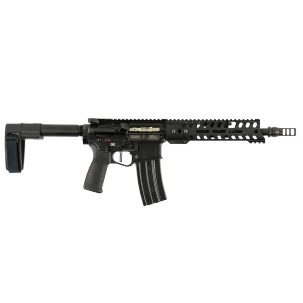 PATRIOT ORDNANCE FACTORY Renegade Plus 300 Blackout 10.5in 30rd Black Anodized Pistol (01462)