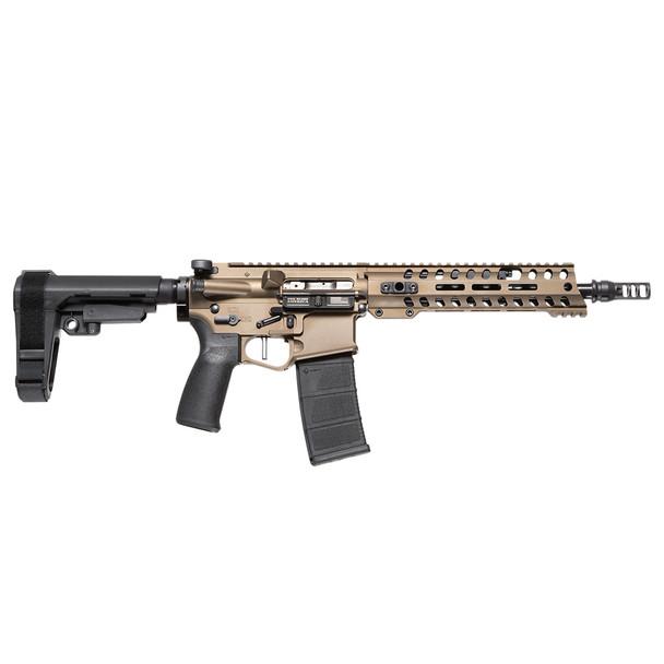 PATRIOT ORDNANCE FACTORY Renegade Plus 300 Blackout 10.5in 30rd Burnt Bronze Pistol (01463)