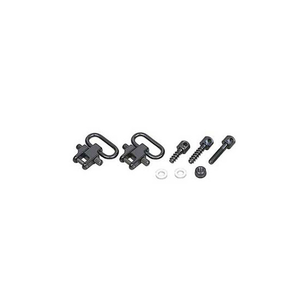 ALLEN 1in Black Bolt Action Swivel (14420)