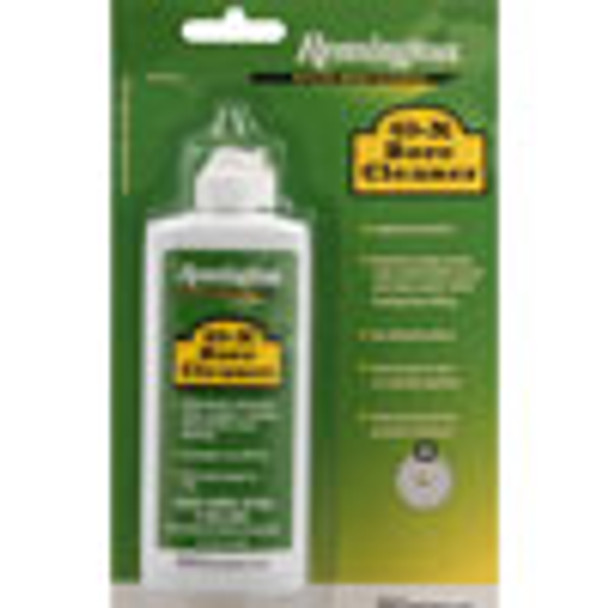 REMINGTON Bore Cleaner 4oz Liquid  Bottle (18397)