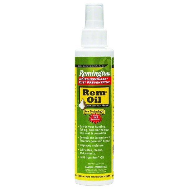 REMINGTON Rem Oil Liquid 6oz (18378)