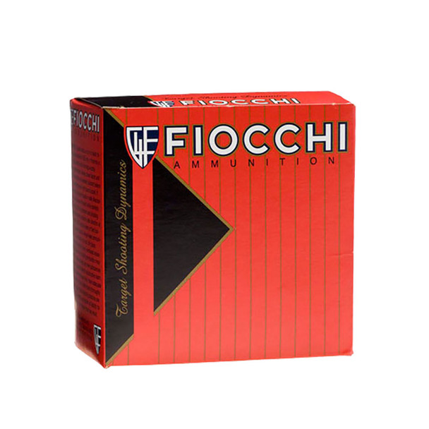 FIOCCHI Shooting Dynamics 12 Gauge 2.75in #7.5 Ammo, 25 Round Box (12SD1H75)