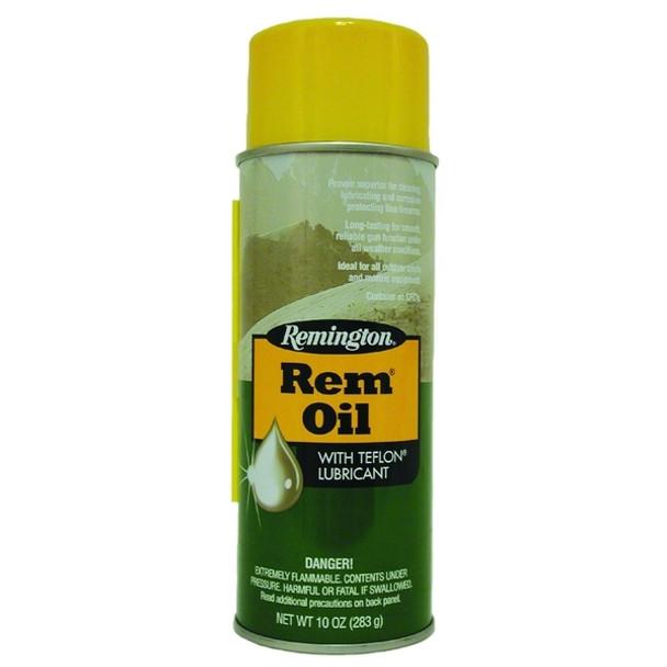 REMINGTON Rem Oil Liquid 10oz Spray Can (24027)