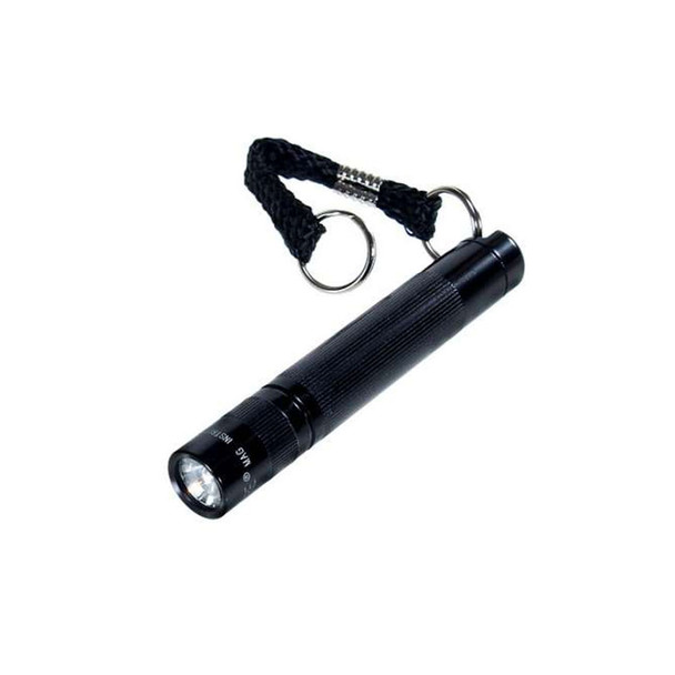 MAGLITE Black Solitaire Incandescent Flashlight (K3A016)
