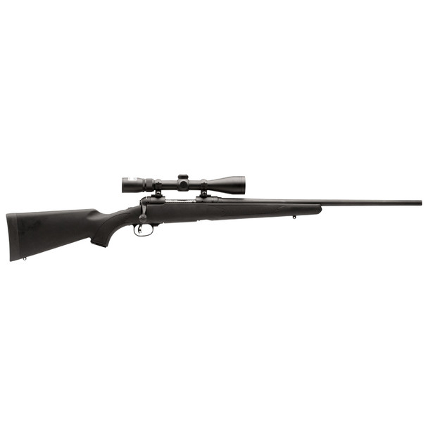 SAVAGE 11 Trophy Hunter XP Compact 308 Win 20in Barrel 4Rd Nikon Scope Matte Black Rifle (19710)