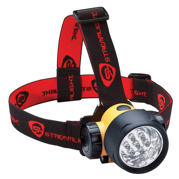 STREAMLIGHT Septor 120 Lumens LED Headlamp (61052)