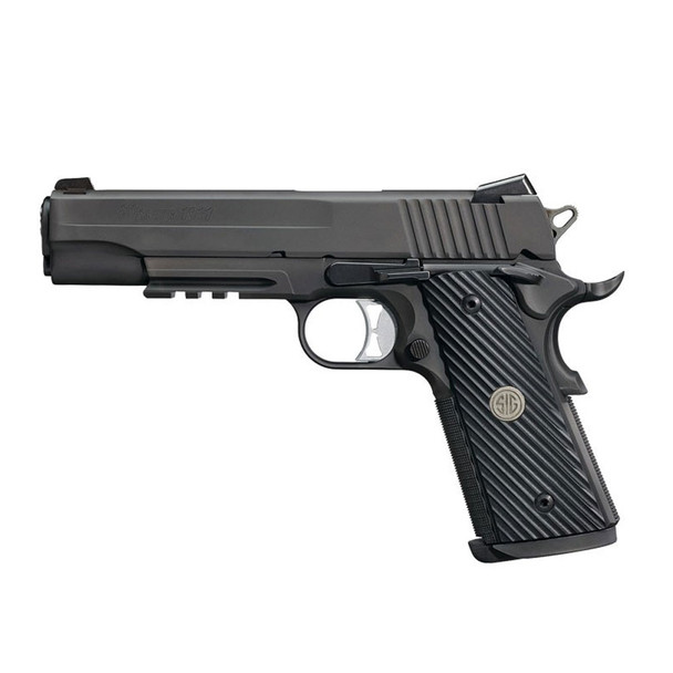 SIG SAUER 1911 Tacops 10mm 5in 8rd Semi-Automatic Pistol (1911R-10-TACOPS)