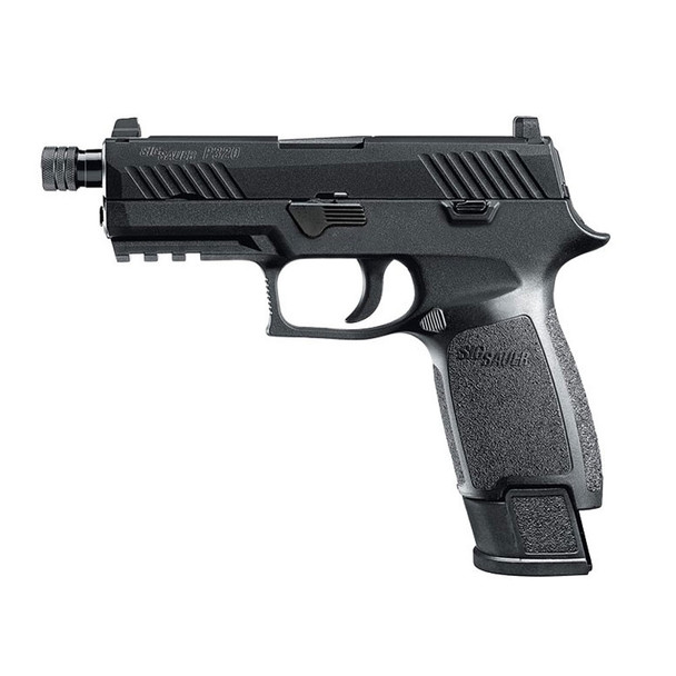 SIG SAUER P320 Carry 9mm 4.6in 21rd Semi-Automatic Pistol (320CA-9-TACOPS-TB)