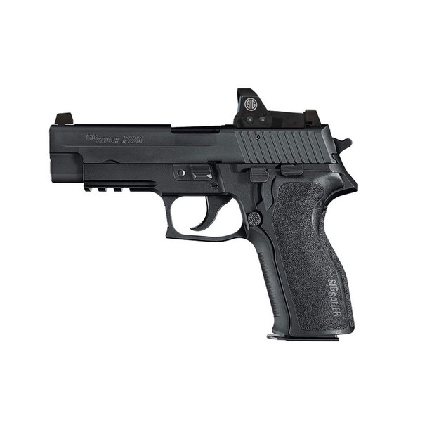 SIG SAUER P226 9mm 4.4in 15rd Semi-Automatic Pistol with Romeo1 Reflex Sight (E26R-9-B-RX)